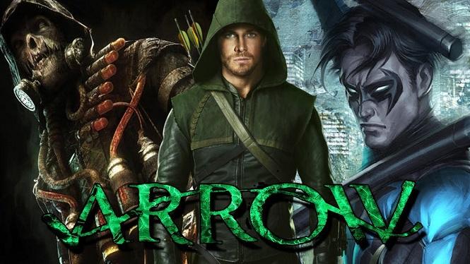 Arrow Season 2 subtitles – feeloa